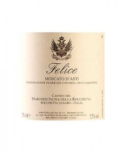 Felice-Moscato-dAsti-Marchesi-Incisa-Rocchetta-etichetta