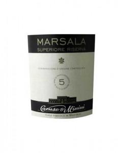 Marsala-Superiore-Caruso-Minini-etichetta