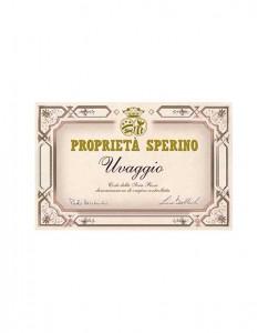 Uvaggio-Proprietà-Sperino-etichetta